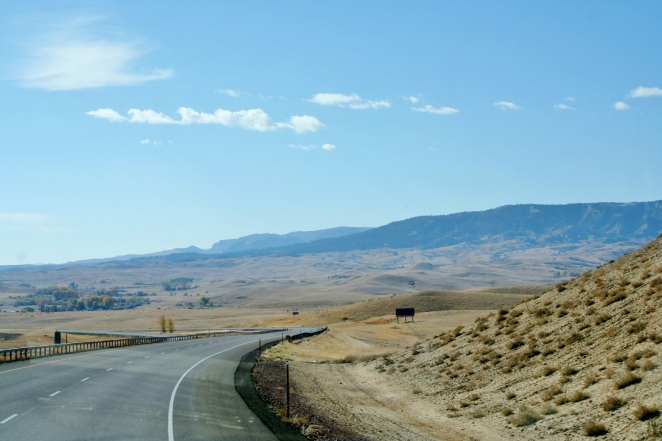 I-90 in Montana